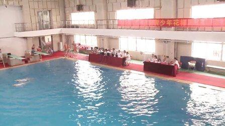 2013年广东省青少年花样游泳锦标赛深圳队集锦