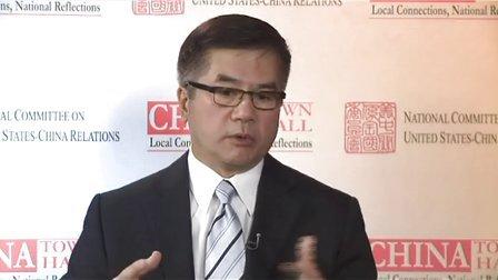 2012年中国市政厅项目:对话美国驻华大使骆家辉