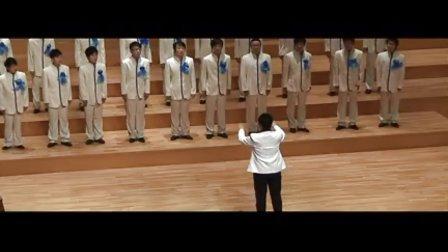 流行合唱《菊花台》指挥:许梦,河南大学艺术学院2010级男声合唱团
