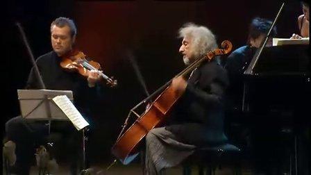 拉赫玛尼诺夫《g小调第一钢琴三重奏(悲歌) 柴可夫斯基《a小调钢琴三重奏曲》(Op.50)朗朗钢琴