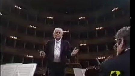 伯恩斯坦 莫扎特第40号交响曲,G小调