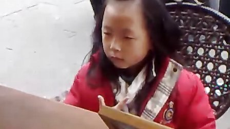 中国达人秀 人气王 张冯喜 游锦里 画漫画像 可爱无敌