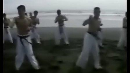 【侯韧杰 Karate 精华篇】之 极真魂