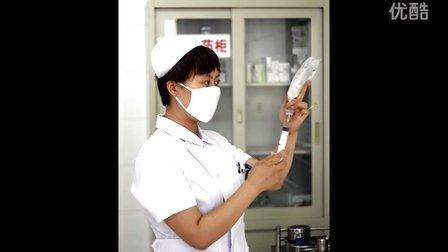 哈热电医院的白衣天使