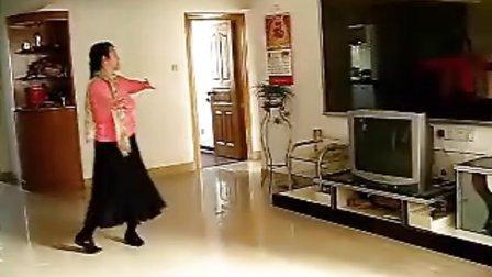 广大场健身舞学跳印度舞