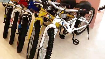 GIANT(捷安特)全国首家儿童自行车专卖店--南京爱儿时代童车店