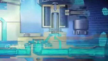天美影作品-产品工作原理3d动画制作