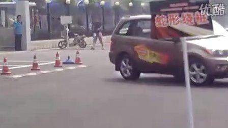 永源汽车A380孙玉卿漂移表演