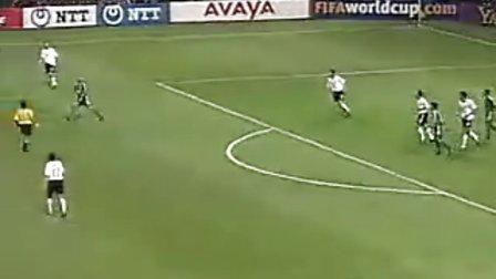2002年世界杯 沙特阿拉伯VS德国 下半场