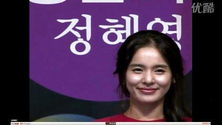 20100826 Kim Hyun Joong and cast at the MBC Press