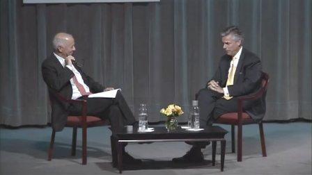前美国驻华大使洪博培畅谈美中关系