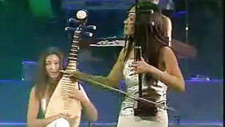 女子12乐坊  经典民歌轻音乐 dvd06