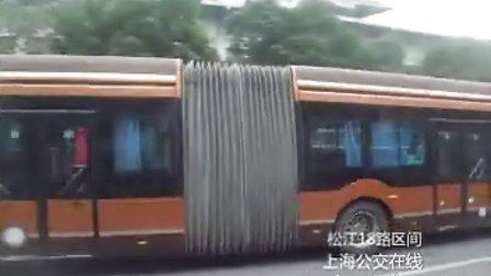松江18路巨龙车