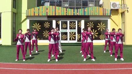 北京齐家6+1礼仪歌林幼儿园老师礼仪广播体操
