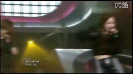 【OC】110122.MBC音乐中心.JQT_PeeKaBoo现场版