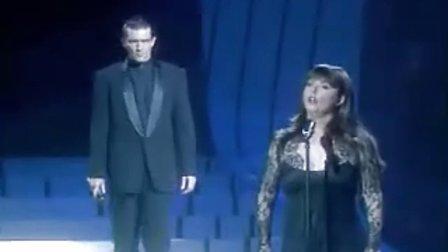 [金斌]莎拉布莱曼和班德拉斯联手经典音乐剧《歌剧魅影》