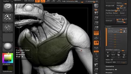 【cgcloud】4. Polypainting with Layers