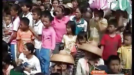 海南三亚召开数千人公捕公判大会