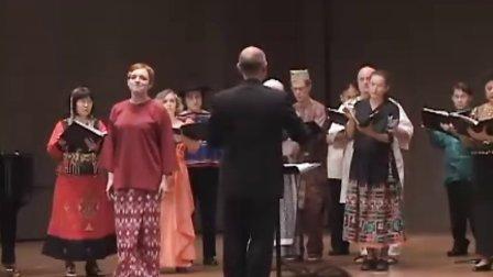 联合国合唱团:Boleras Sevillanas(波丽露塞维雅那)