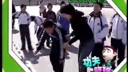 鞍山电视台:金色年华走进青华小学
