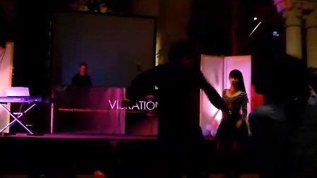 法国昂热angers 2011华人春晚美女 给力性感现代舞