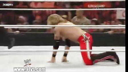 wweraw1000期 WWE RAW 2010.09.28 中文 904期