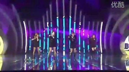 【OC】110205.MBC音乐中心 JQT_PeeKaBoo 现场版