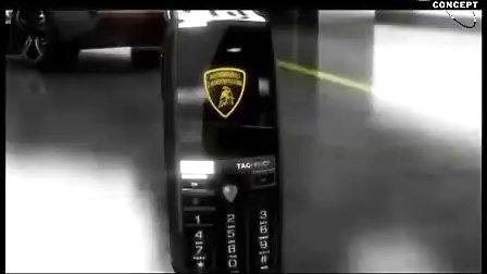 高端与奢华的代名词!Lamborghini限量纪念手机!