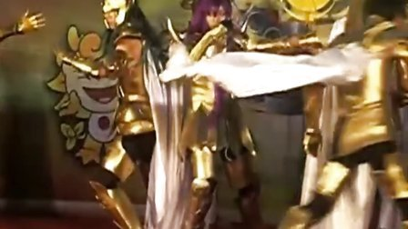 圣斗士cosplay(100822下午场p2)-南京动漫节