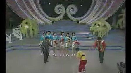 戏曲小品《老夫老妻》范军、于根义、杨国民、李亚楠表演
