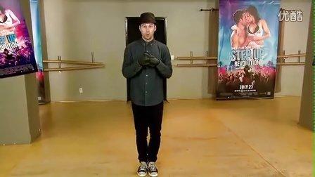 《舞出我人生4》Step Up Revolution (2012)舞步教学