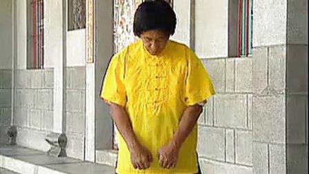 中國武術名拳錄---達摩易筋經(中)