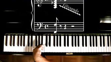 钢琴FUNK韵律弹奏教程 10 - 止音和滑奏音弹奏