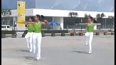 第三套全国中学生广播体操舞动青春(改编)Nobody版