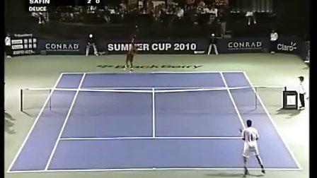 2010乌拉圭 夏日杯表演赛萨芬vs纳班迪安片断