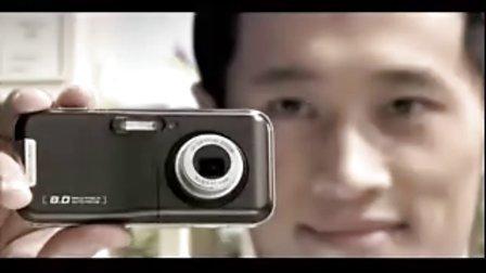 天语800万像素手机广告