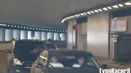 加速过隧道音,太震撼了,你听过兰博基尼如此的声音吗?
