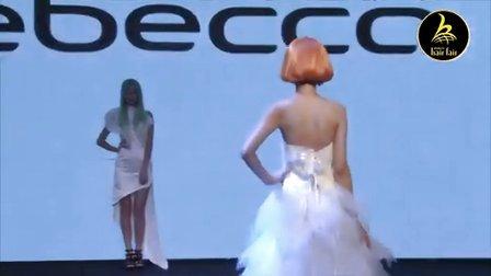 瑞贝卡时尚发型秀