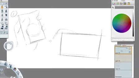 Video Tutorial- Sketching Hands
