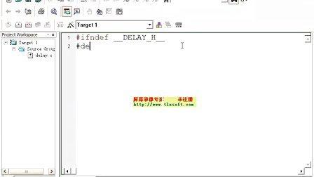 在线播放C语言编程学习入门
