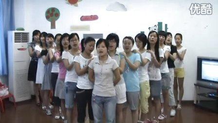 新东方泡泡少儿英语五周年歌唱比赛--合肥