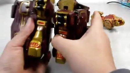 【小寿司出品】百兽战队合体玩具(2)