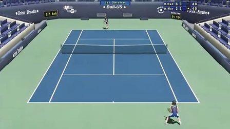 te2011 vs AI Andy Murray set2