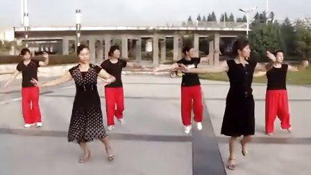 广场健身舞天路