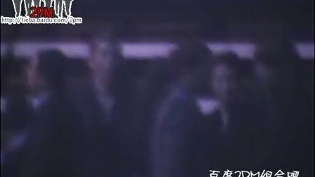 【百度2PM组合吧】【饭拍】101018 候场(by蓓蓓)