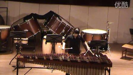 马林巴独奏〈Libertango〉 演奏:王希子