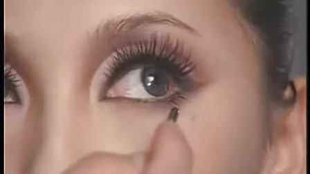 毛戈平化妆造型艺术 之 烟熏妆 时尚创意妆 教材 教程 视频