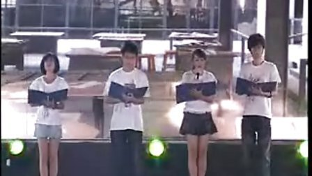 华中科技大学-2009同歌同行毕业歌会2