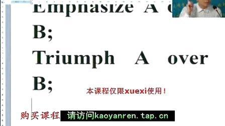 启航考研2014考研英语导学班词汇5大考点-黄涛02-1