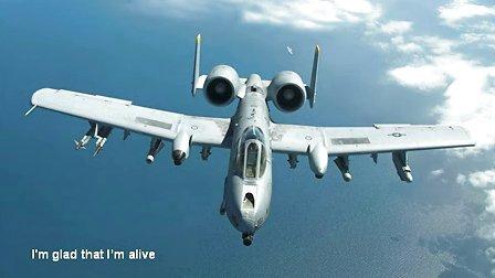 最先进的战斗机的飞行相片